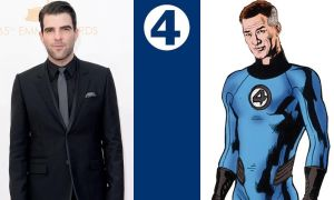 MCU Fantastic Four - Reed Richards: Zachary Quinto by AllStarDoomsday1992