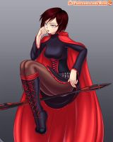 Ruby Rose by Reit-9