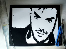 Shannon Leto in positive by BeYourself-art
