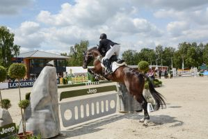 3DE Luhmuehlen Show Jumping Lift Off Series 03 by LuDa-Stock