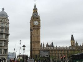 A Day Out In London: BIG BEN by RedBritannia