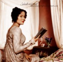J. Ehle as Elizabeth Bennet by xSixty-3ight