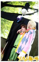 Howl's moving castle by la-SED