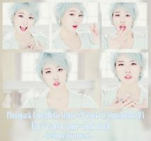 Photopack Lime(Hello Venus) by Shinchuchoa