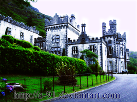 Kylemore Abbey 3 by C-91