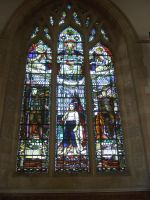 the church at Marlow bucks,memorial  Window by Sceptre63
