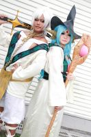 Magi - Sharurukan  Yamuraiha by Xeno-Photography