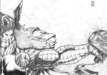 THOR PENCILS 2011 by barfast