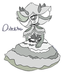 SU OC: Datolite by LunaticLily13