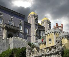 Medieval Castle by Alterations-Stock