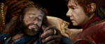 The Reconciliation - Bilbo and Thorin... by LadyCyrenius