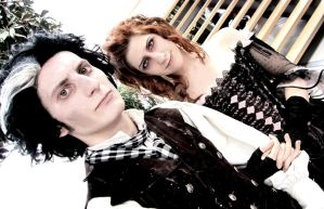 Sweeney Todd by SanjiroCosplay