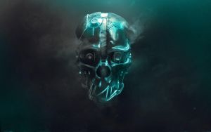 Dishonored Wallpaper Glowing by JSWoodhams