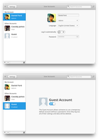 User Accounts Plug by DanRabbit