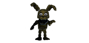 Leaning Plushtrap by Some-Crappy-Edits