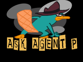 Ask Agent P by DarkwingSnark