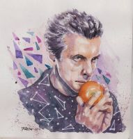 12th Doctor by ermitanyongpalits