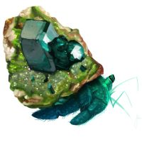 mineral crab 3 by foxwell