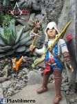 Assassins creed 3 Connor by plastilinero