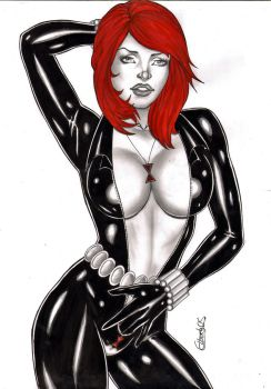 BlackWidow by elberty-oliviera