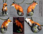 Moss Fox by soulofwinter