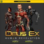 Deus Ex Human Revolution Villains - ICON by IvanCEs