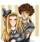 Genderbend!Dramione by mo0on3