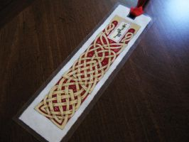 Upton Bookmark by one-rook