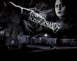 Edward Scissorhands by Buxtheone