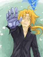 Golden Time Lover by Riza23