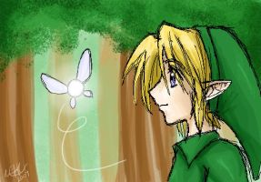 Of Faeries and Forests by HyruleMaster