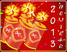 Exoro Choice's 2013 Chinese New Year Cards 16 by ExoroDesigns