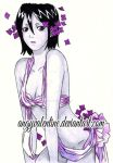 Rukia - Purple Grace by AngyValentine