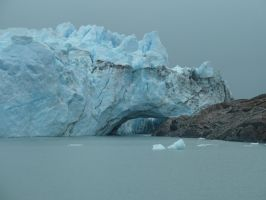 Ice Arch 1 by fuguestock