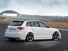 Audi RS3 by Quattr0