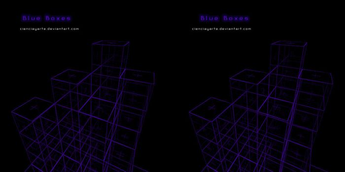 Crossview Blueboxes by evilskills