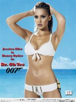 Jessica Alba - Dr. Oh Yes by TheSnowman10