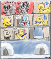 Fear No Snow pg.1 by animalstomp