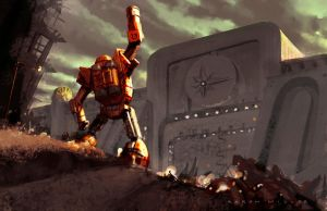 First Hidden War - BattleTech by AaronMiller