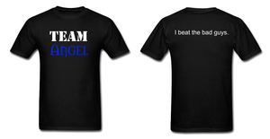 Team Angel T-shirt by Spooky-Elric