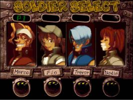 soldier select by Doitsu-jx