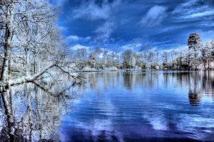 Infrared HDR Reflections by lorni3