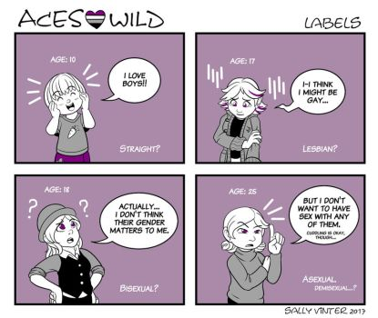 Aces WIld - 01 - Labels by SallyVinter