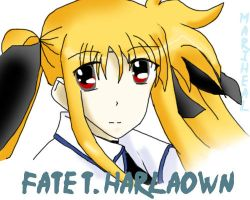 Fate T. Harlaown by mariheal