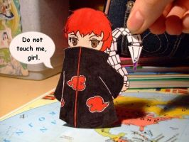 Paperchild- Sasori no danna by Moony006