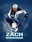 Zach Bogosian - Winnipeg Jets by jeremymazumia