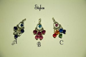 pendant styles by ComparativeRarity