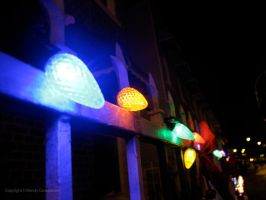 Light Up the Street by WendyFae