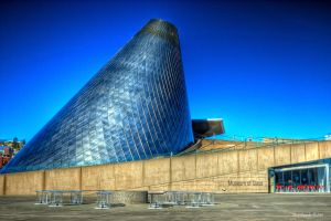 Museum of Glass Study 007 HDR by UrbanRural-Photo