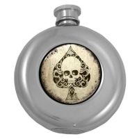Ace Flask by ShayneOtheDead